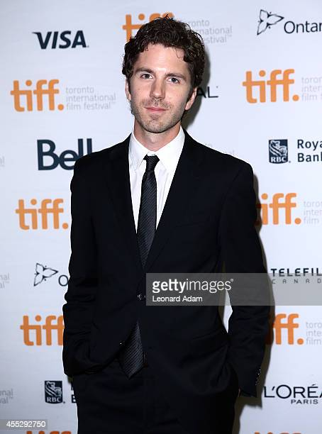 Director Matthew Kennedy attends The Editor premiere during the 2014 Toronto International Film Festival at Ryerson Theatre on September 11 2014 in...