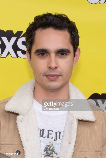 Director Max Minghella attends the premiere of Teen Spirit during the 2019 SXSW Conference and Festival at the Paramount Theatreon March 12 2019 in...