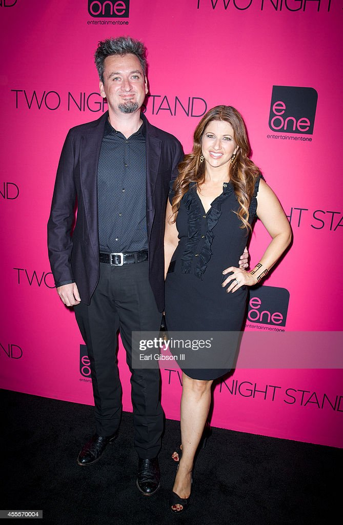 Director Max Nichols and Sports Journalist Rachel Nichols ...