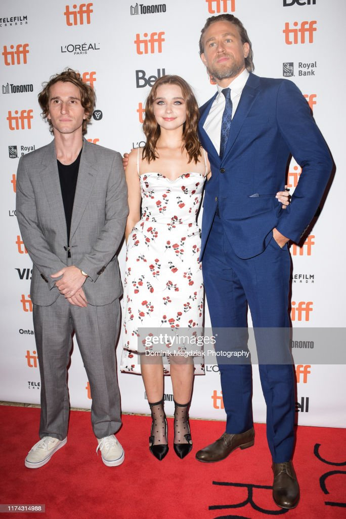 "2019 Toronto International Film Festival - ""Jungleland"" Photo Call : Foto jornalística"