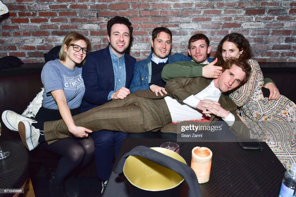 Director Max Winkler and Guests attend the after party of the premiere of FLOWER for the Tribeca Film Festival at TAO Downtown on April 20, 2017 in New York City.
