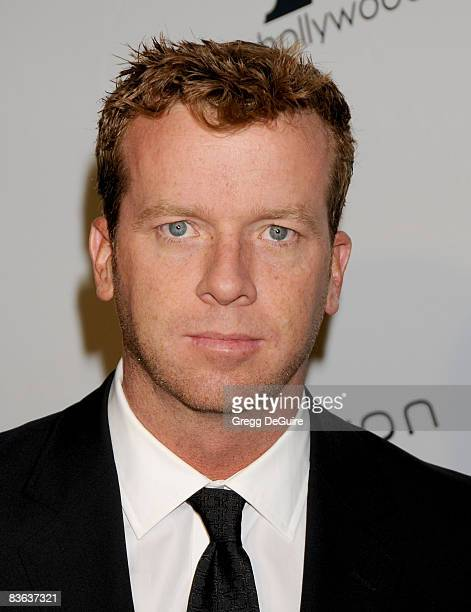 Director McG arrives at The Behind the Camera Awards presented by Hamilton and Hollywood Life at The Highlands on November 9 2008 in Los Angeles...