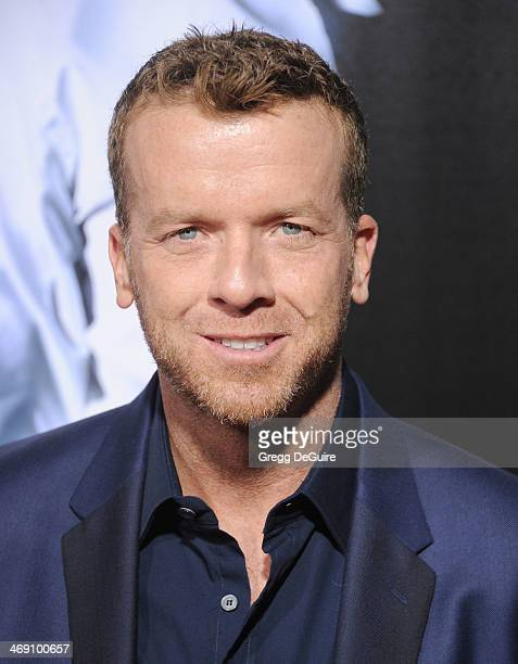 Director McG arrives at the Los Angeles premiere of '3 Days To Kill' at ArcLight Cinemas on February 12 2014 in Hollywood California