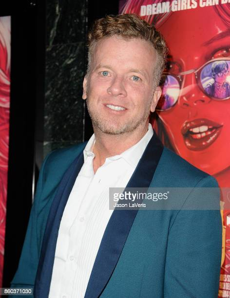 Director McG attends the premiere of The Babysitter at the Vista Theatre on October 11 2017 in Los Angeles California