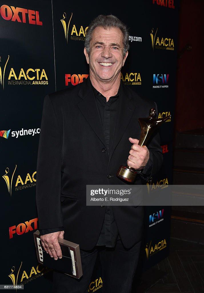 6th AACTA International Awards - Inside