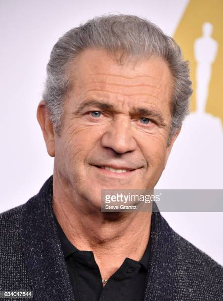 Director Mel Gibson attends the 89th Annual Academy Awards Nominee Luncheon at The Beverly Hilton Hotel on February 6 2017 in Beverly Hills California