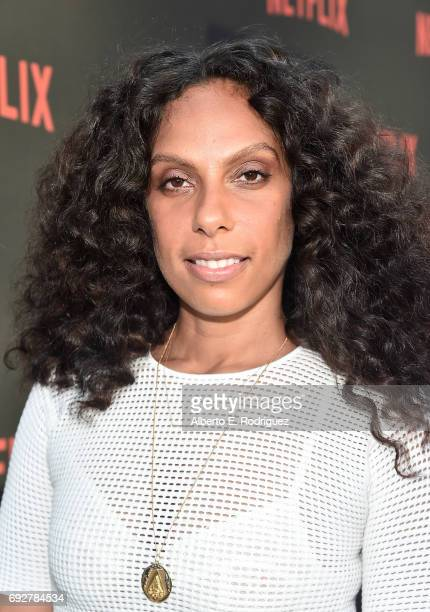 "Director Melina Matsoukas attends Netflix's ""Master Of None"" For Your Consideration Event at the Saban Media Center on June 5, 2017 in North..."