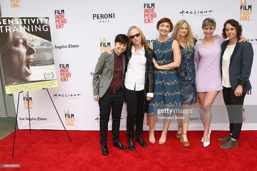 "2016 Los Angeles Film Festival - ""Sensitivity Training"" Premiere"