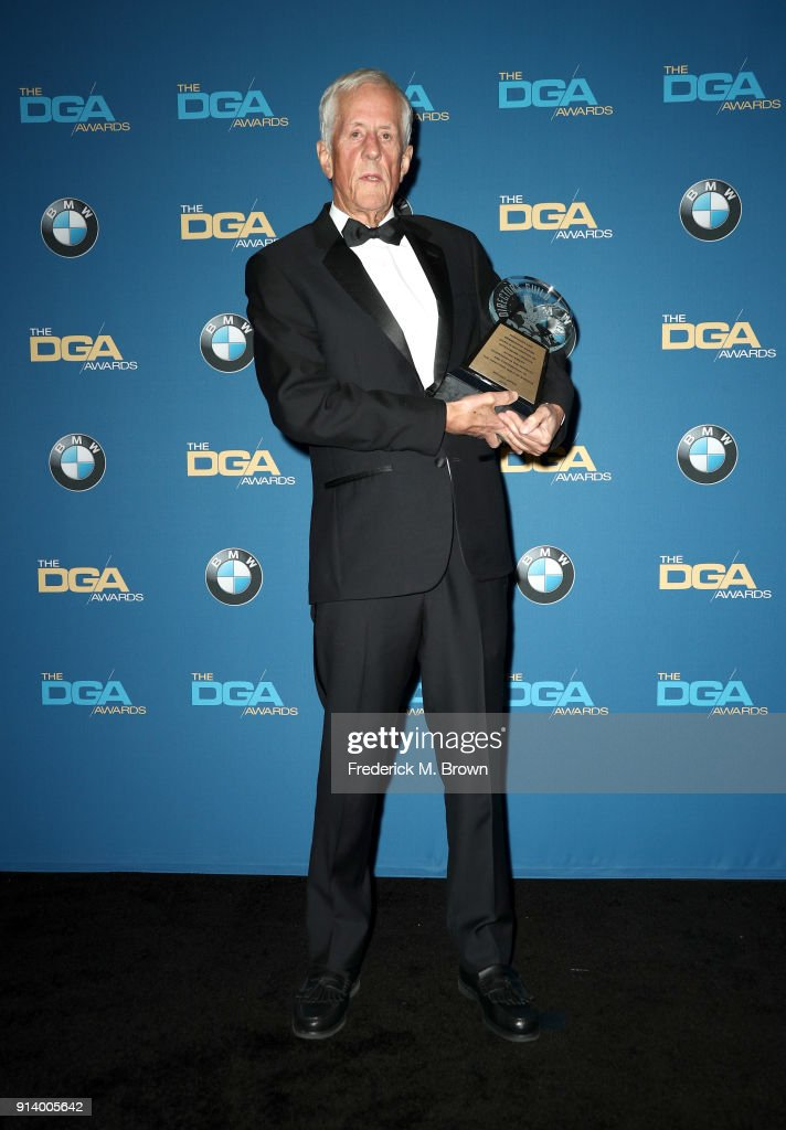 70th Annual Directors Guild Of America Awards - Press Room