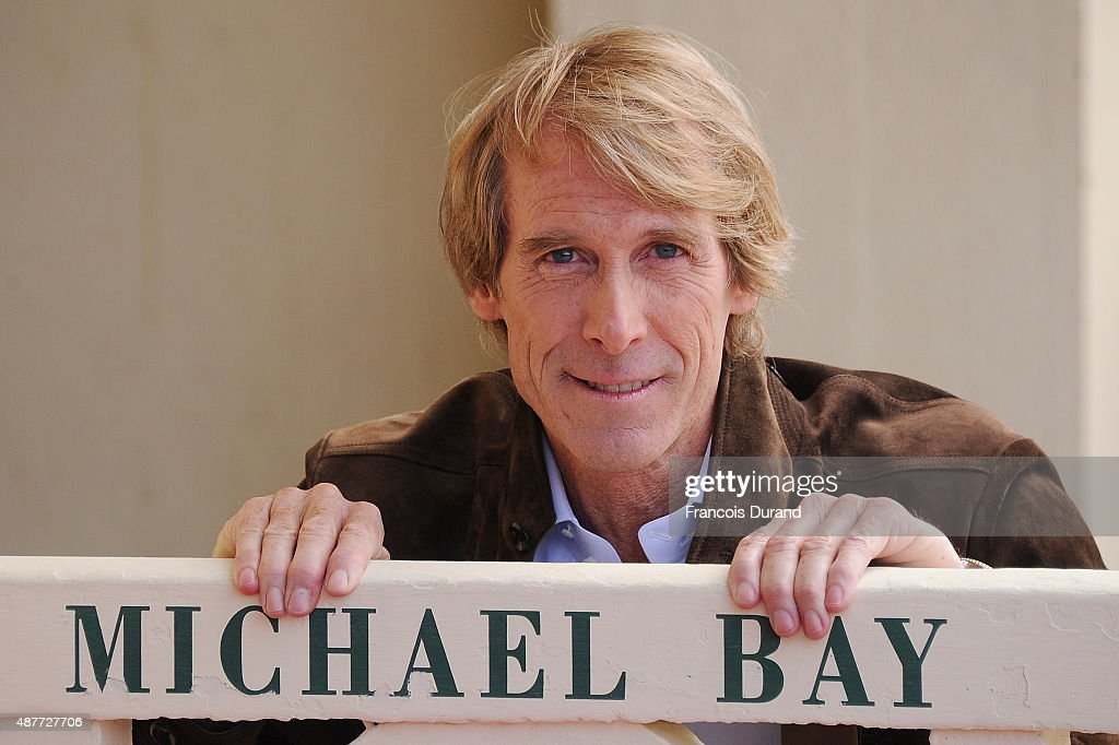 'Michael Bay' Photocall - 41st Deauville American Film Festival