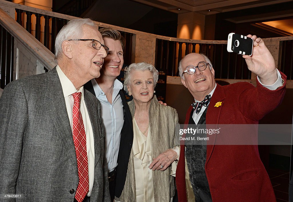 Blithe Spirit - Press Night - After Party : News Photo