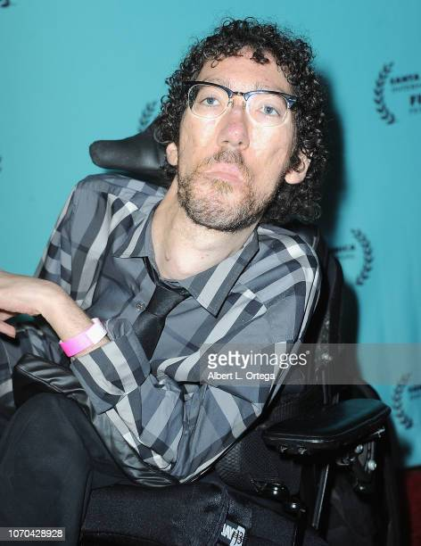 Director Michael Carnick arrive for the 2018 Santa Monica International Film Festival Award Show held at 1212 Santa Monica at 3rd St Promenade on...