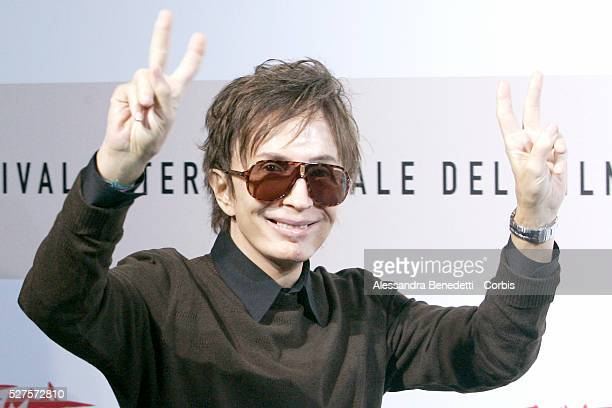 Director Michael Cimino at photo call during the 2008 Rome Film Festival
