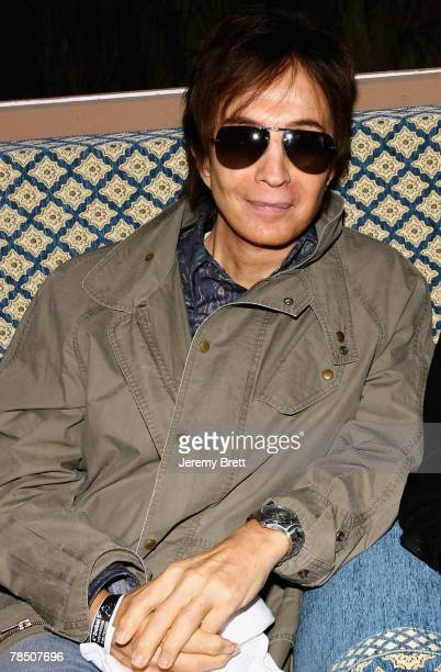 Director Michael Cimino attend the Closing Night Gala held at Fort Lisalli during day eight of the 4th Dubai International Film Festival on December...
