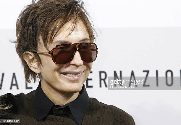 Director Michael Cimino attends the 3rd Rome International Film Festival held at the Auditorium Parco della Musica on October 28 2008 in Rome Italy