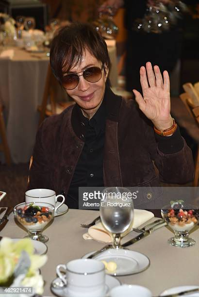 Director Michael Cimino attends the 67th Annual Directors Guild Of America Awards Feature Film Symposium at Directors Guild Of America on February 7...