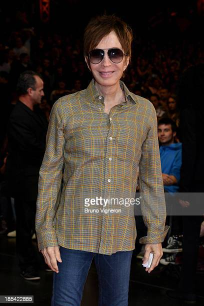 Director Michael Cimino attends the closing ceremony of 'Lumiere 2013 Grand Lyon Film Festival' on October 20 2013 in Lyon France