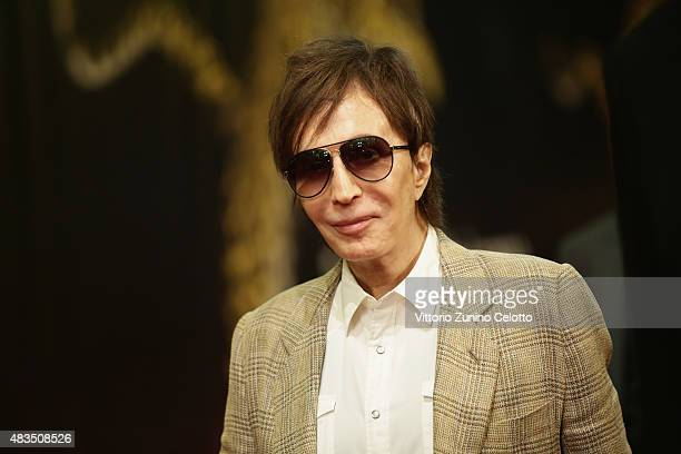 Director Michael Cimino attends the Pardo D'Onore Swisscom red carpet on August 9 2015 in Locarno Switzerland