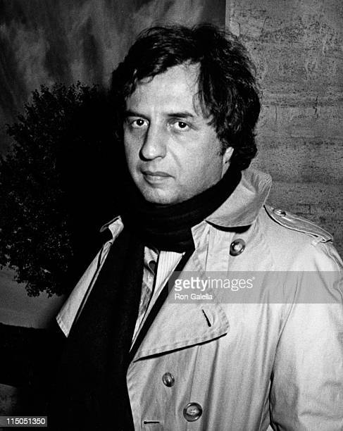 Director Michael Cimino attends the premiere of Heaven's Gate on November 18 1980 at Cinema I in New York City