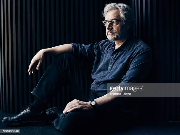 Director Michael Dudok de Wit is photographed for Self Assignment on May 17 2016 in Cannes France