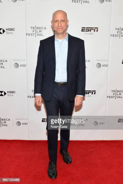 Director Michael Epstein attends a screening of House Two during the 2018 Tribeca Film Festival at Cinepolis Chelsea on April 22 2018 in New York City