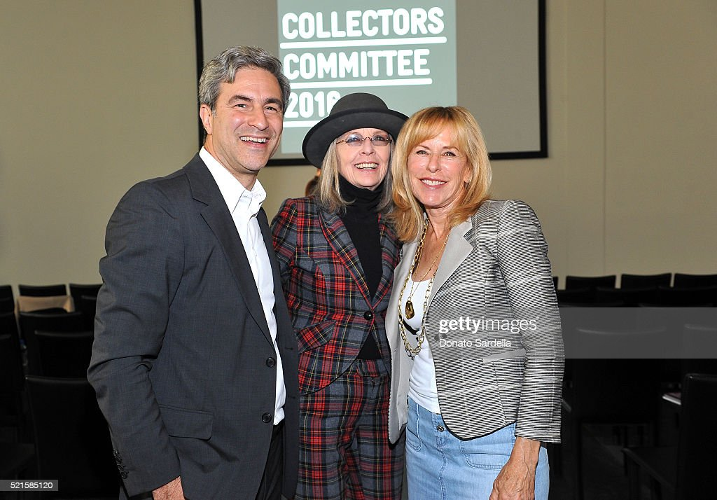 LACMA 2016 Collectors Committee Breakfast And Curator Presentations