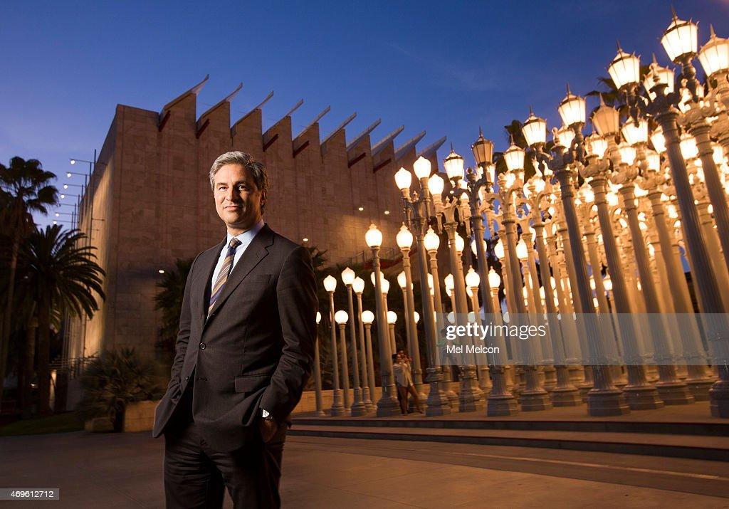 Michael Govan, Los Angeles Times, April 12, 2015