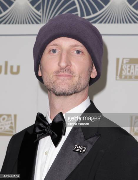 Director Michael Gracey attends FOX FX and Hulu 2018 Golden Globe Awards After Party at The Beverly Hilton Hotel on January 7 2018 in Beverly Hills...