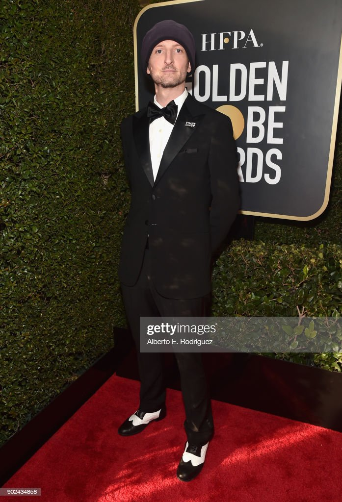 Director Michael Gracey attends The 75th Annual Golden Globe Awards at The Beverly Hilton Hotel on January 7, 2018 in Beverly Hills, California.