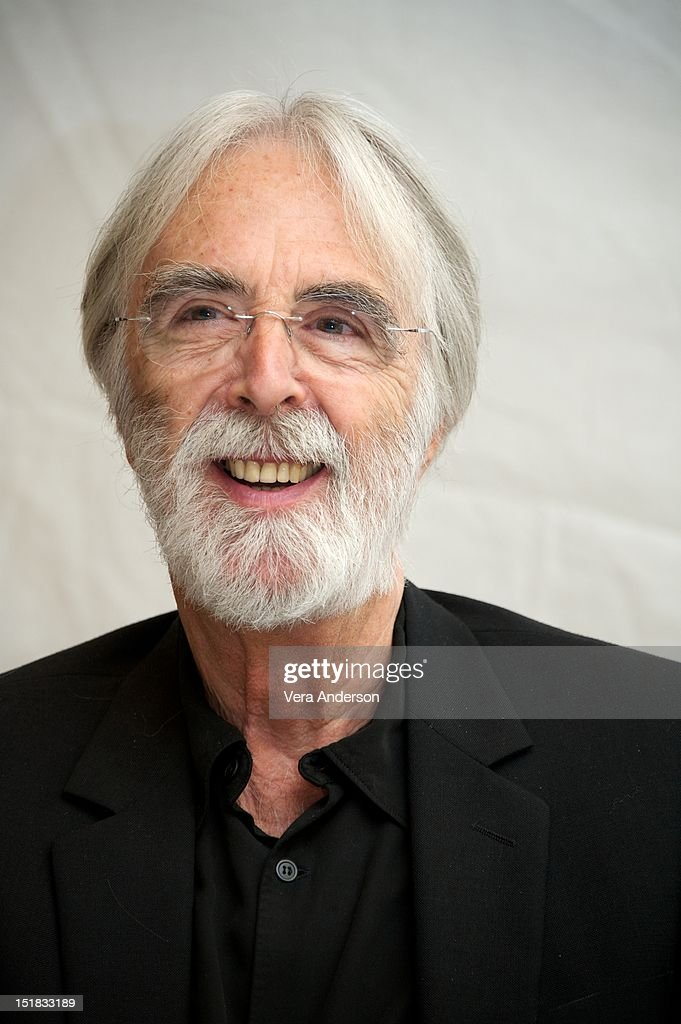 """""""Amour"""" Press Conference : News Photo"""