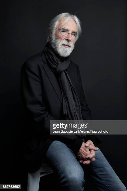 Director Michael Haneke is photographed for Madame Figaro on September 15 2017 at the Toronto Film Festival in Toronto Ontario PUBLISHED IMAGE CREDIT...