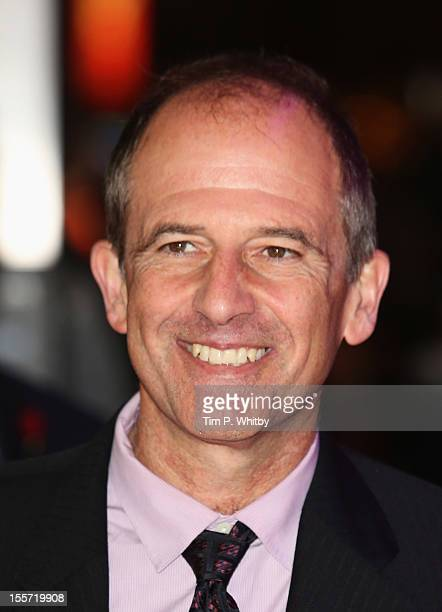 Director Michael Hoffman attends the World Premiere of Gambit at Empire Leicester Square on November 7 2012 in London England