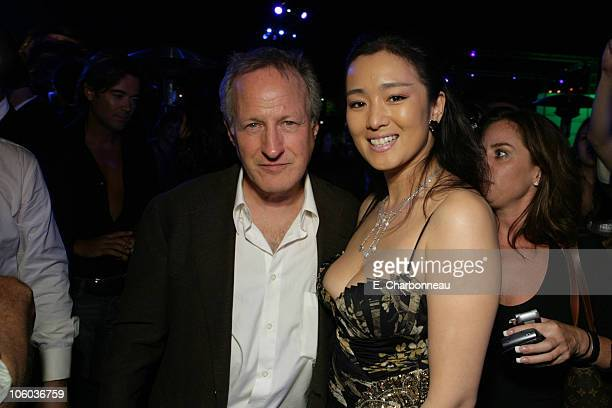 Director Michael Mann and Gong Li during Universal Pictures Presents the World Premiere of Miami Vice at Mann Village Theater in Westwood California...