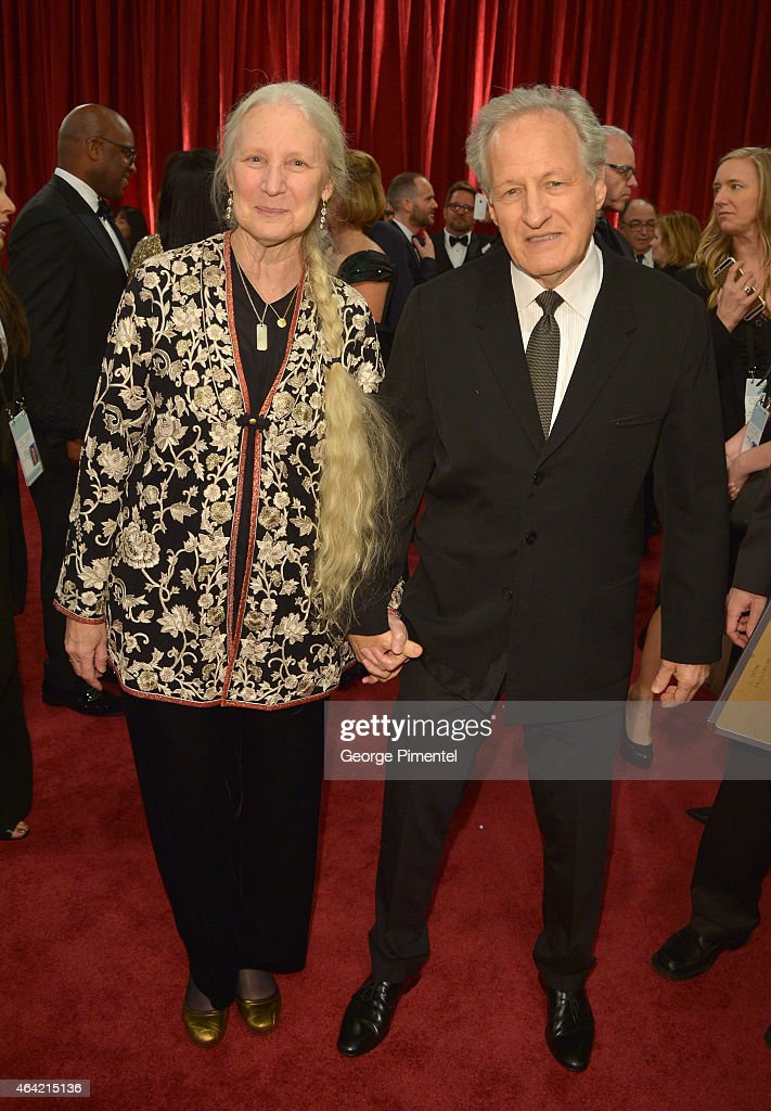 Director Michael Mann (R) and Summer Mann attend the 87th Annual Academy Awards at Hollywood & Highland Center on February 22, 2015 in Hollywood, California.
