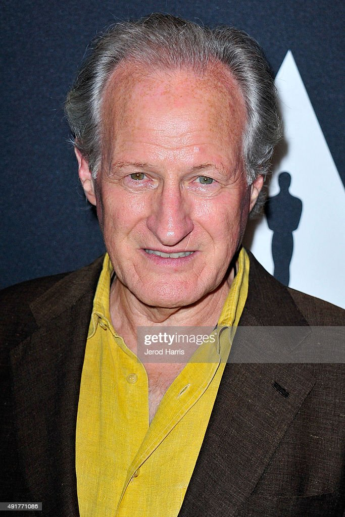 Director Michael Mann attends 'In The Labyrinth: A Conversation with Guillermo Del Toro' at Samuel Goldwyn Theater on October 7, 2015 in Beverly Hills, California.
