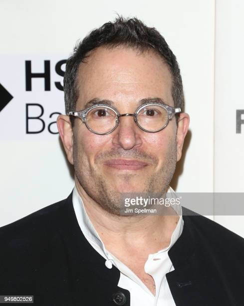 Director Michael Mayer attends the premiere of The Seagull during the 2018 Tribeca Film Festival at BMCC Tribeca PAC on April 21 2018 in New York City
