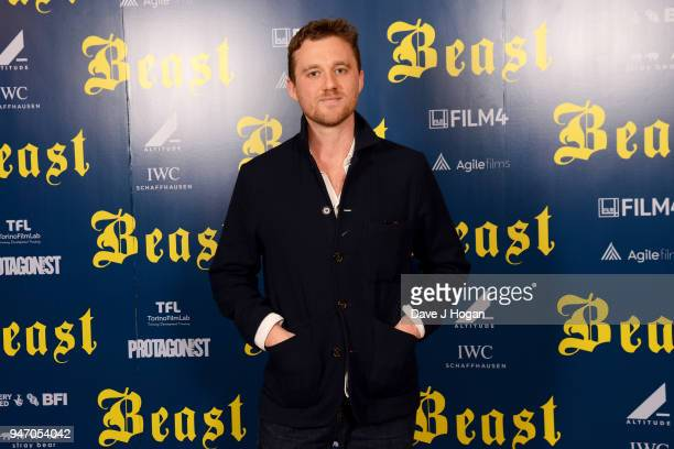 Director Michael Pearce attends a special preview screening of 'Beast' at Ham Yard Hotel on April 16 2018 in London England