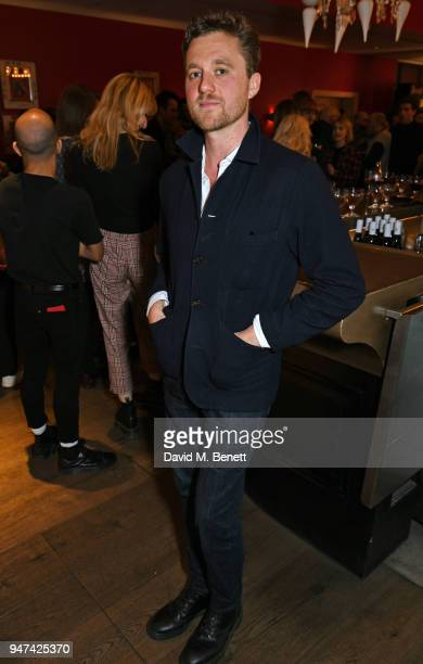 Director Michael Pearce attends a special preview screening of 'Beast' at the Ham Yard Hotel on April 16 2018 in London England