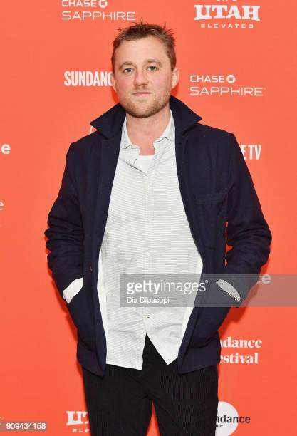 Director Michael Pearce attends the 'Beast' Premiere during the 2018 Sundance Film Festival at Park City Library on January 23 2018 in Park City Utah
