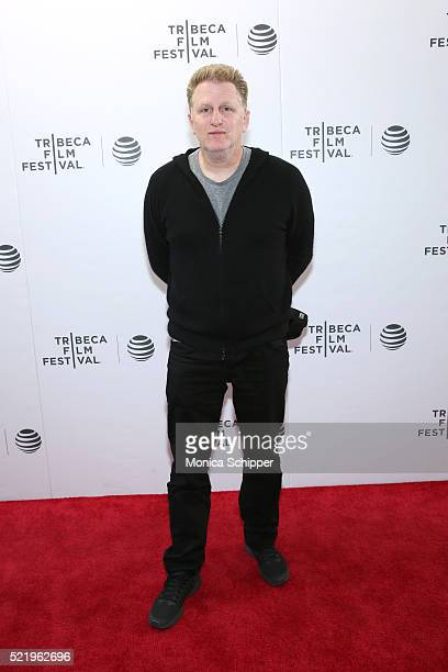 Director Michael Rapaport of 'Hard Lovin' Woman' attends the Tribeca Film Festival Shorts Rock And A Hard Place at Regal Battery Park Cinemas on...