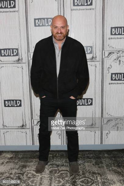 Director Michael Sucsy attends Build Series to discuss 'Every Day' at Build Studio on February 21 2018 in New York City