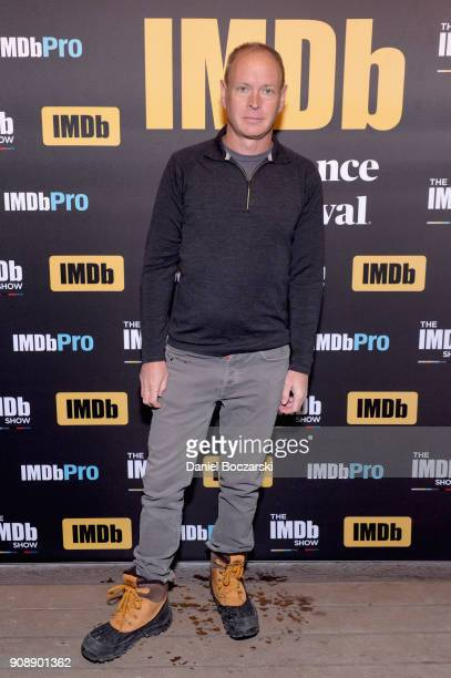 Director Michael Walker of 'Pain' attends The IMDb Studio and The IMDb Show on Location at The Sundance Film Festival on January 22 2018 in Park City...