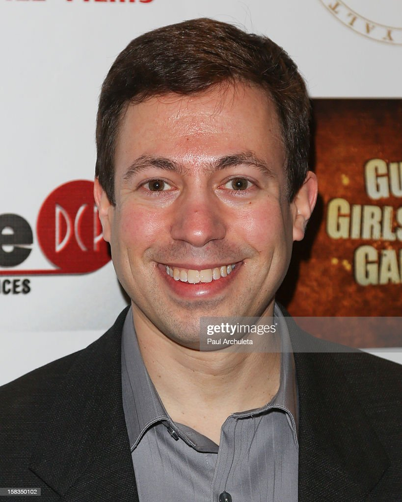 Director Michael Winnick attends the 'Guns, Girls & Gambling' screening at the Laemmle NoHo 7 on December 13, 2012 in North Hollywood, California.