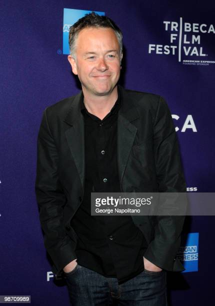 """Director Michael Winterbottom attends the """"The Killer Inside Me"""" premiere during the 9th Annual Tribeca Film Festival at the SVA Theater on April 27,..."""