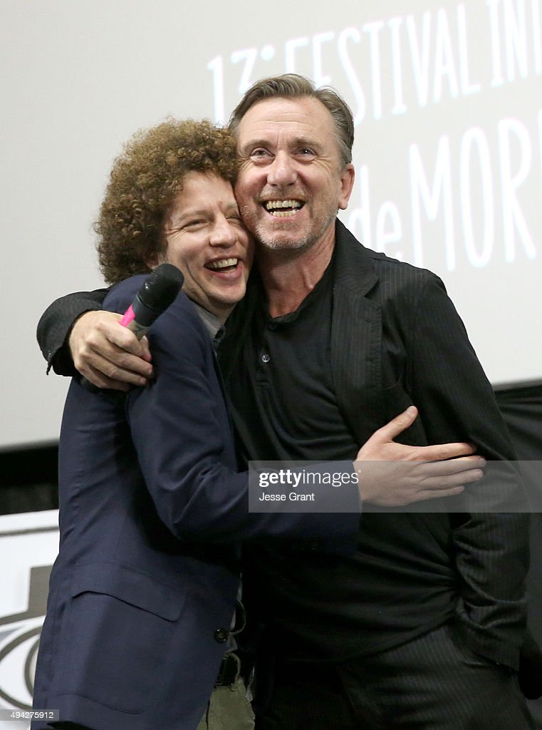 Actor Director Tim Roth Attends The Mexican Premiere Of 'Chronic', While Being Honored At The 13th Annual Morelia International Film Festival