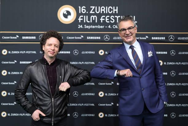 """CHE: """"Nuevo Orden"""" Photocall - 16th Zurich Film Festival"""