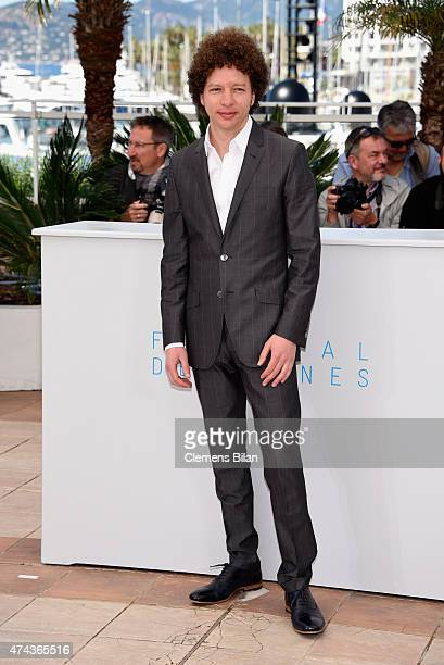 Director Michel Franco attends the 'Chronic' Photocall during the 68th annual Cannes Film Festival on May 22 2015 in Cannes France