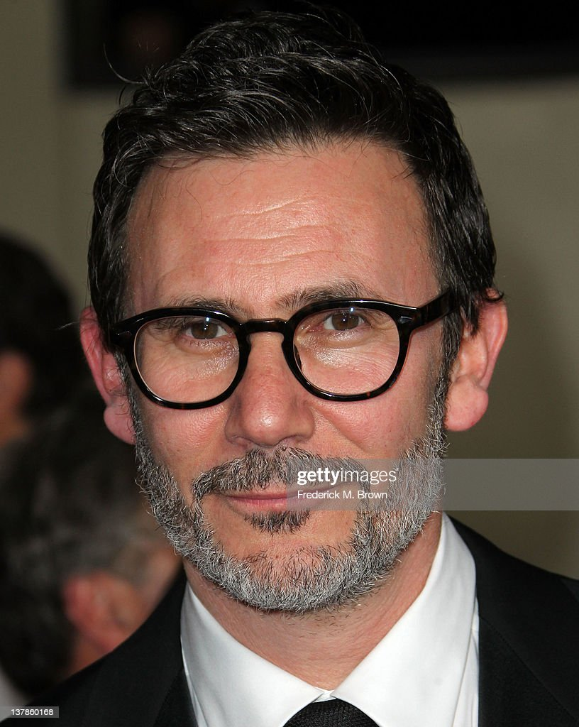 Director Michel Hazanavicius arrives at the 64th Annual Directors Guild Of America Awards held at the Grand Ballroom at Hollywood & Highland on January 28, 2012 in Hollywood, California.