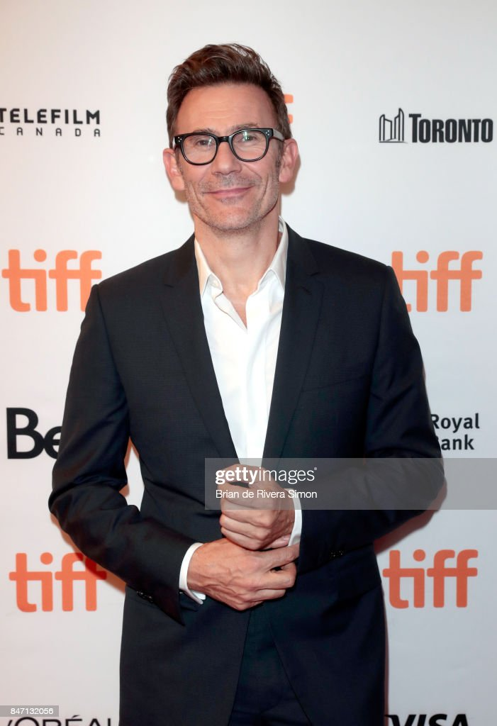 Director Michel Hazanavicius attends the 'Redoubtable' premiere during the 2017 Toronto International Film Festival at The Elgin on September 14, 2017 in Toronto, Canada.