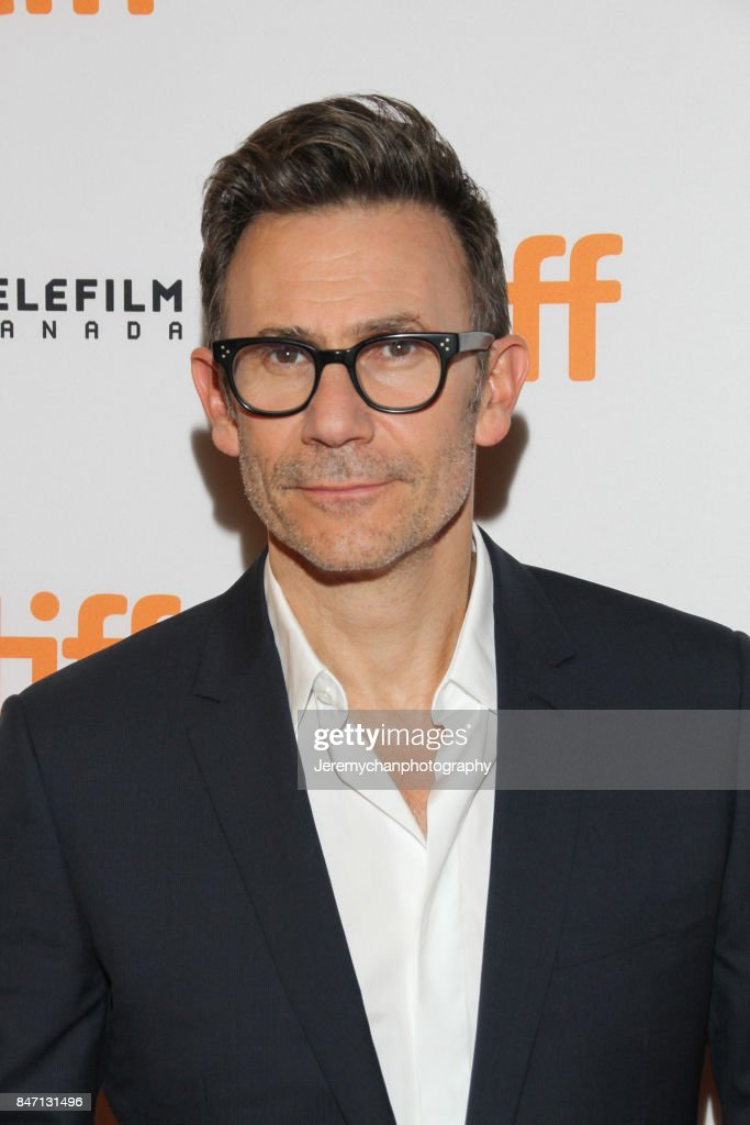 Director Michel Hazanavicius attends the 'Redoubtable' Premiere held at The Elgin during the 2017 Toronto International Film Festival on September 14, 2017 in Toronto, Canada.